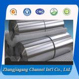 Preço Titanium fino do rolo da pureza elevada