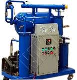 Zy vacío de una etapa de la máquina del filtrado de aceite del transformador