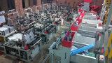 Full-Automatic lochender Shirt-Beutel, der Maschine herstellt