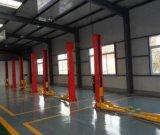 Manutenzione idraulica di riparazione del veicolo, elevatore dell'automobile di alberino 2