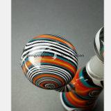 Tubo di acqua di vetro di colore della pistola dello spruzzo d'acqua da 4.7 pollici