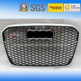 """Zilver Voorkant Auto Grille voor Audi RS6 2013 """"met een hoge kwaliteit"""