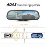 Android приспособления автомобиля DVR WiFi навигатора GPS зеркала Rearview 5inch
