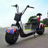 2000W Harley Stad Coco met de Elektrische Autoped van de Goedkeuring van Ce van de Spreker van de Muziek