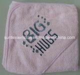 Baumwollbaby-mit Kapuze Tuch mit Stickerei