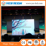 Panneau flexible de la qualité P3.9mm DEL polychrome