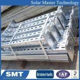 태양 전지판 시스템을%s 직류 전기를 통한 채널 강철