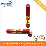Contenitore di timbratura caldo di tubo del documento di marchio della stagnola di oro (QYZ315)