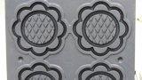 De Maker van de Wafel van de Kegel van de Vorm van de Kom van de Apparatuur van de keuken door Elektrisch