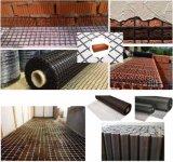 Aufbau verstärken Alkali-beständiges Merkmals-Basalt-Faser-Ineinander greifen