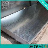 lamiera di acciaio ondulata galvanizzata alluminio del tetto di 0.18mm G40g