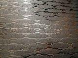 Plaque de presse en acier inoxydable en mousse mélaminée (MFC)