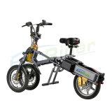 工場は14セリウムの証明のインチ250W 48Vの電気折るバイクを指示する