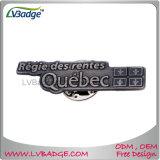 Pin di metallo della fabbrica del regalo di promozione con il campione libero