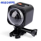 360 wasserdichtes Full - Ansicht WiFi Action Camera mit 4k Video Resolution
