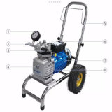 Eléctrica de alta presión pulverizador de pintura Airless /la pulverización de pintura de la pulverización de la máquina la máquina