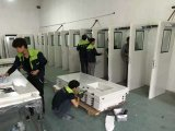 باب غرفة نظيفة لالصيدلة (CHAM-CRD01)