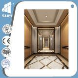 Elevatore commerciale del passeggero della costruzione con la stanza della macchina