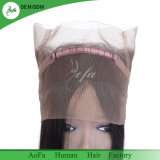 Hot Sale douce Vierge non transformés Cheveux humains 360 frontale