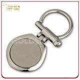 Porte-clés en métal plaqué nickel plaqué