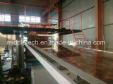 Le plastique PVC Feuille en faux marbre artificiel/Conseil de l'extrusion de l'extrudeuse Wall-Panel Making Machine