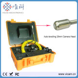 소형 29mm Self Level Image Pushrod Video Sewer Drain Pipe Inspection Camera