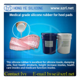 Foot Care Silicone Rubber for Silicone Insole