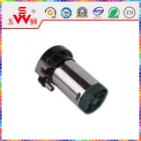 Negro Closed Tipo Electric Horn Motor para Car Snail Horn