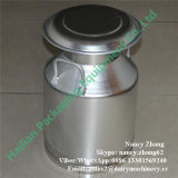 Aluminum approvato dalla FDA Alloy Milk Can con Mushroom Cover