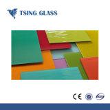 6.38-43.20mm de vidro de segurança de vidro laminado temperado para escadas/Balaustradas/Corrimãos