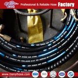 Usine FR853 SAE R2/2sn flexible en caoutchouc hydraulique