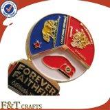 Pin morbido del distintivo dello smalto di alta qualità (FTBG1309)