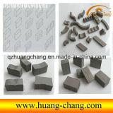 Harde zandsteen diamant segment Premium kwaliteit