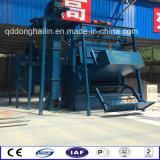 Caricamento automatico e scaricare il tipo della cinghia di caduta (tipo) di Tumblast macchina di granigliatura