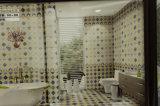 mattonelle di ceramica beige della parete personalizzate millimetro 300X600 per la decorazione interna della stanza da bagno