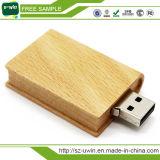128GB 나무로 되는 USB 섬광 드라이브 3.0 USB 지팡이