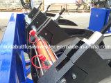 Machine de soudage bout à bout de pipe de HDPE de la lessive 500mm-800mm