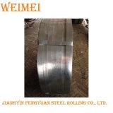 Tira de aço galvanizado em chapa quente em bobina de aço galvanizado / chapa de aço galvanizado