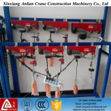 200kg PA Mini Type Electric Cable Hoist mit Wireless Remote Control