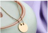 Accessoires de Mode de bijoux en acier inoxydable Necklace