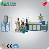 PET Wasser-Ring-heißer Ausschnitt-Plastikaufbereitenmaschine