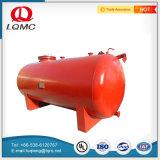 75000 litros de depósito de combustible con una sola pared