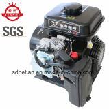 Automatischer elektrischer Anfangsgroße Energie Gleichstrom-Ausgabe-Benzin-Generator