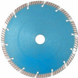 Diamond Turbo Blade for Cutting Stones