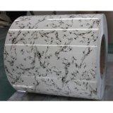 Bobina di alluminio del comitato di superficie di marmo del favo