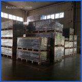 Decking plástico de madera del compuesto WPC de la coextrusión al aire libre de 21*145m m