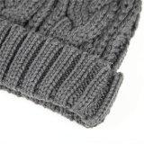 Chapéus de malha de inverno para crianças vintage