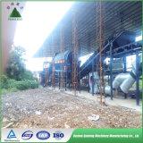 Vaglio del rifiuti urbani dell'immondizia della città di Msw per il riciclaggio dell'industria