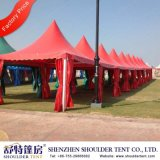 3mへの12m Beautiful Event Tent Gazebo Tent Pagoda Tent (SDC)
