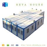 Vorfabrizierte Stahlrahmen-Versandbehälter-Haus-Fußboden-Pläne